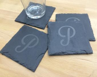 Slate Coasters - Duel Design Studio - 1