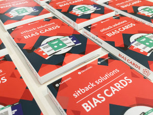 Cognitive Bias Cards By Sitback - For UX Professionals