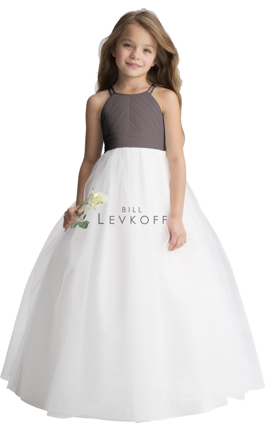 116101 Junior Bridesmaid Flower Girl Dress Bill Levkoff