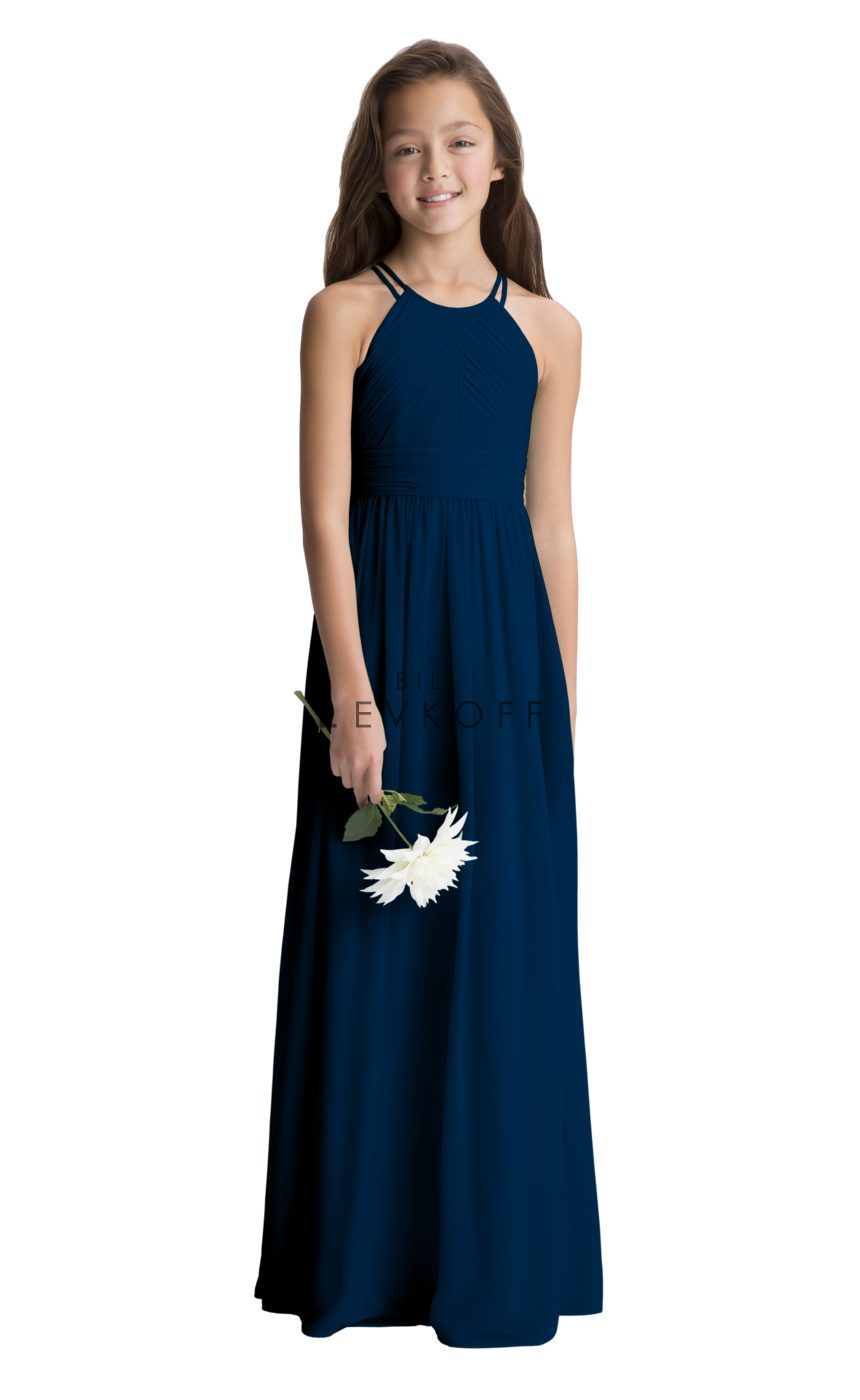 116102 Junior Bridesmaid Flower Girl Dress Bill Levkoff