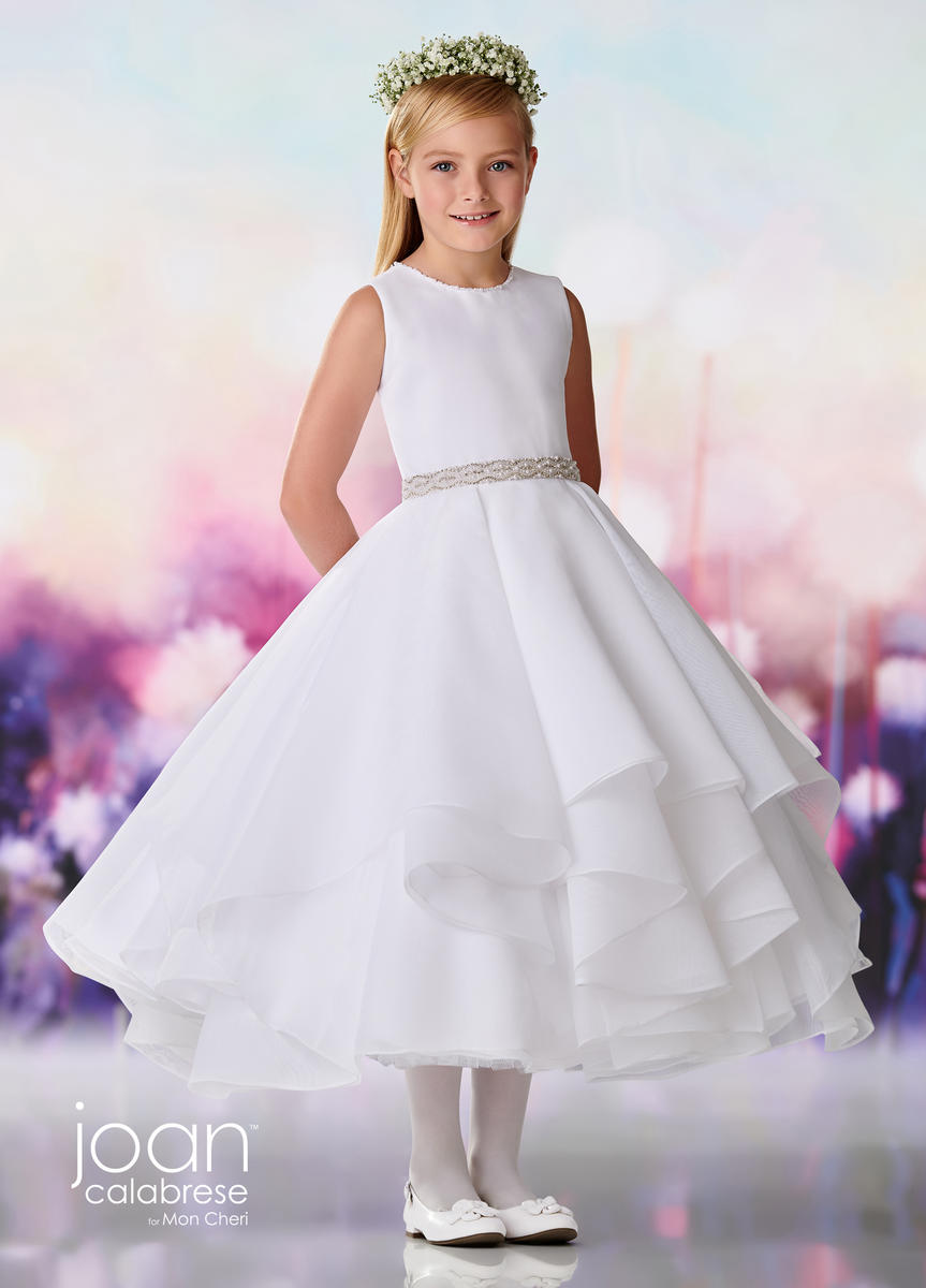119391 Joan Calabrese Flower Girl Dress SIZE 10 AVAILABLE