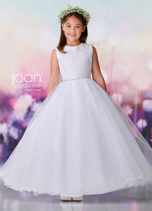 119393 Joan Calabrese Flower Girl/Communion Dress size 8 IN STOCK NOW