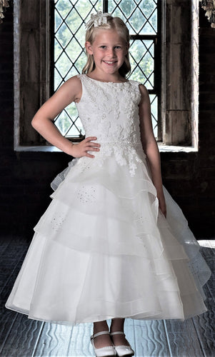 1916 MACIS Designs Communion / Flower Girl Dress SOLD OUT