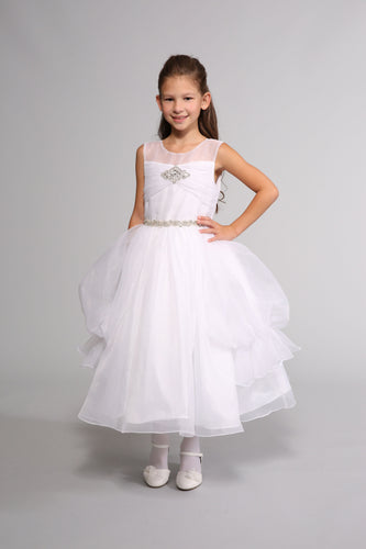 3039T Sweetie Pie Collection Communion Dress Size 10 Sample Dress IN STOCK NOW