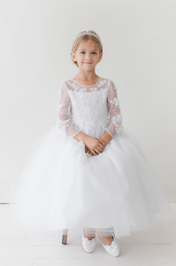 5705 Flower Girl/Communion Dress