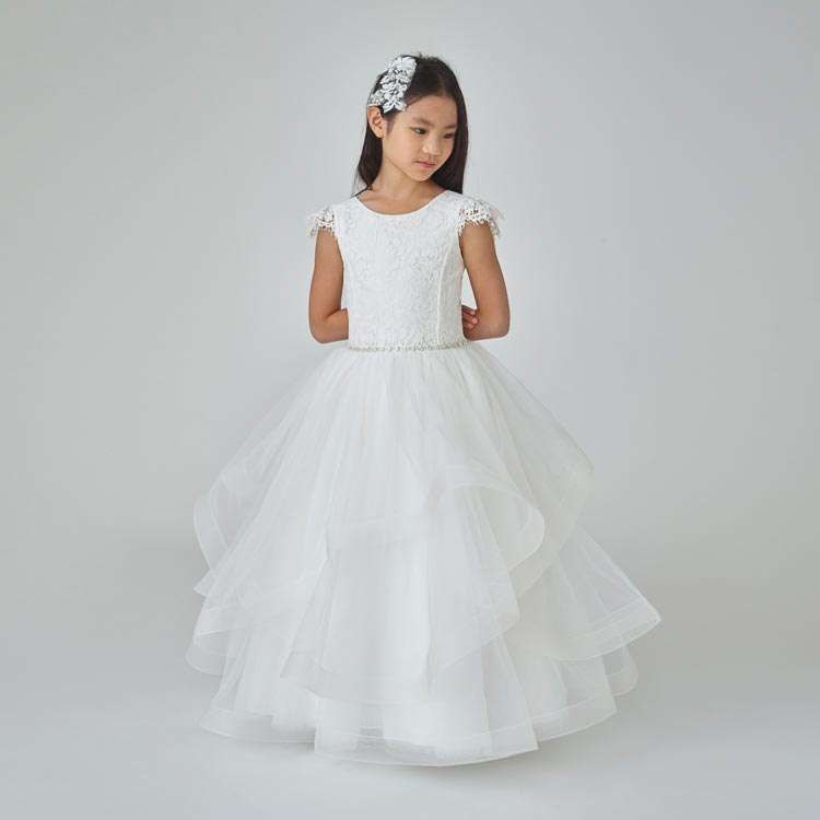 91 Teter Warm Communion/ Flower Girl Dress 10 IN STOCK NOW