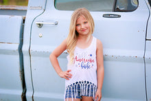 All American Babe Fringe Shirt
