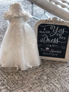 Macis Design Christening Gown CH246
