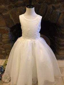 UF7042 Christie Helene Communion Dress Sample 12