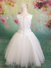 P1523 Communion Dress - Elite Christie Helene IN STOCK SIZE 8 AND 10
