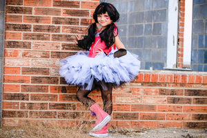 Draculaura Monster High Inspired Tutu Dress