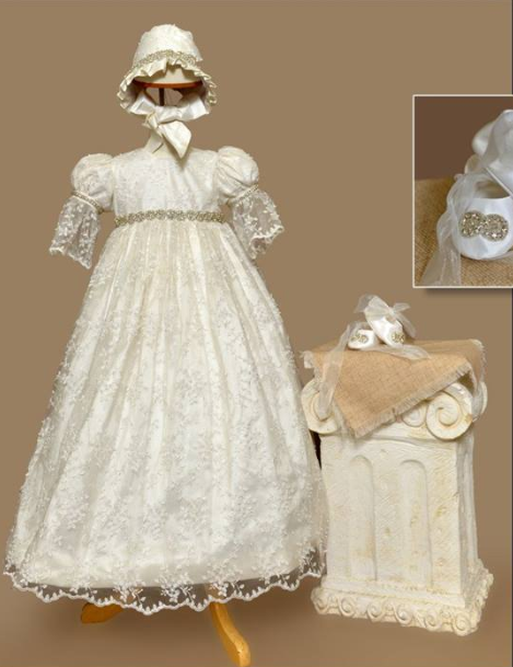 Gia Marie Christening Dress