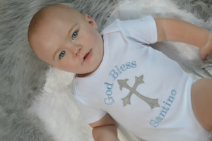 God Bless Boy Personalized Shirt