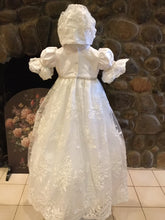 Christie Helene Hailey Christening Gown