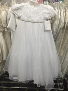 LPety Canar Rose Christening Gown