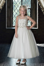 1805 Macis Design Communion / Flower Girl Dress Sample Size 8