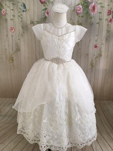 Mallory Christie Helene Couture Communion Dress 2020 Size 8