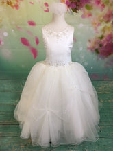 P1432 Christie Helene 2019 Communion Dress SIZE 10 IN STOCK NOW