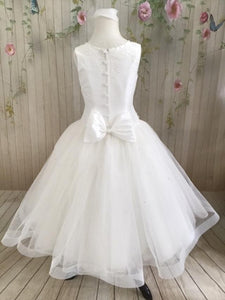 P1616 Communion Dress - Elite Christie Helene COMMUNION 2020 Size 10 in STOCK NOW