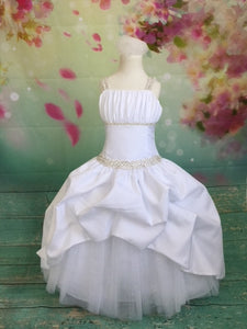 Summer Christie Helene Couture Communion Dress  SAMPLE SIZE 7