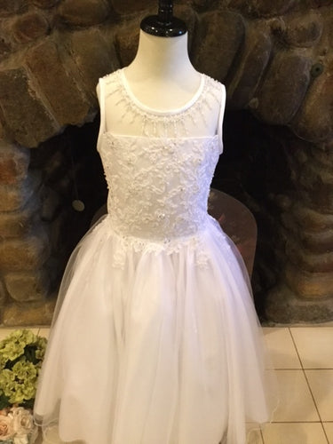 UF7043 Christie Helene Communion Dress Sample 10