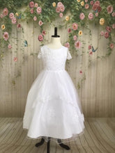 UF7155 Communion Dress - Christie Helene COMMUNION 2020 LAST ONE SIZE 6 in STOCK NOW