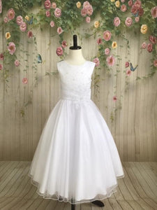 UF8130 Communion Dress - Christie Helene COMMUNION 2020