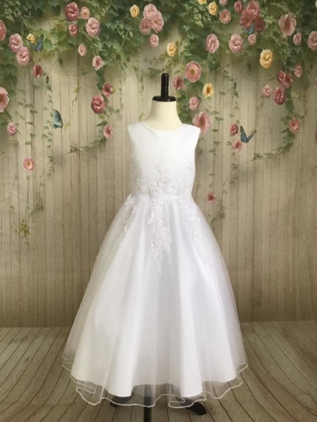 UF8132 Communion Dress - Christie Helene COMMUNION 2020 Size 6,7 and 10 in STOCK NOW