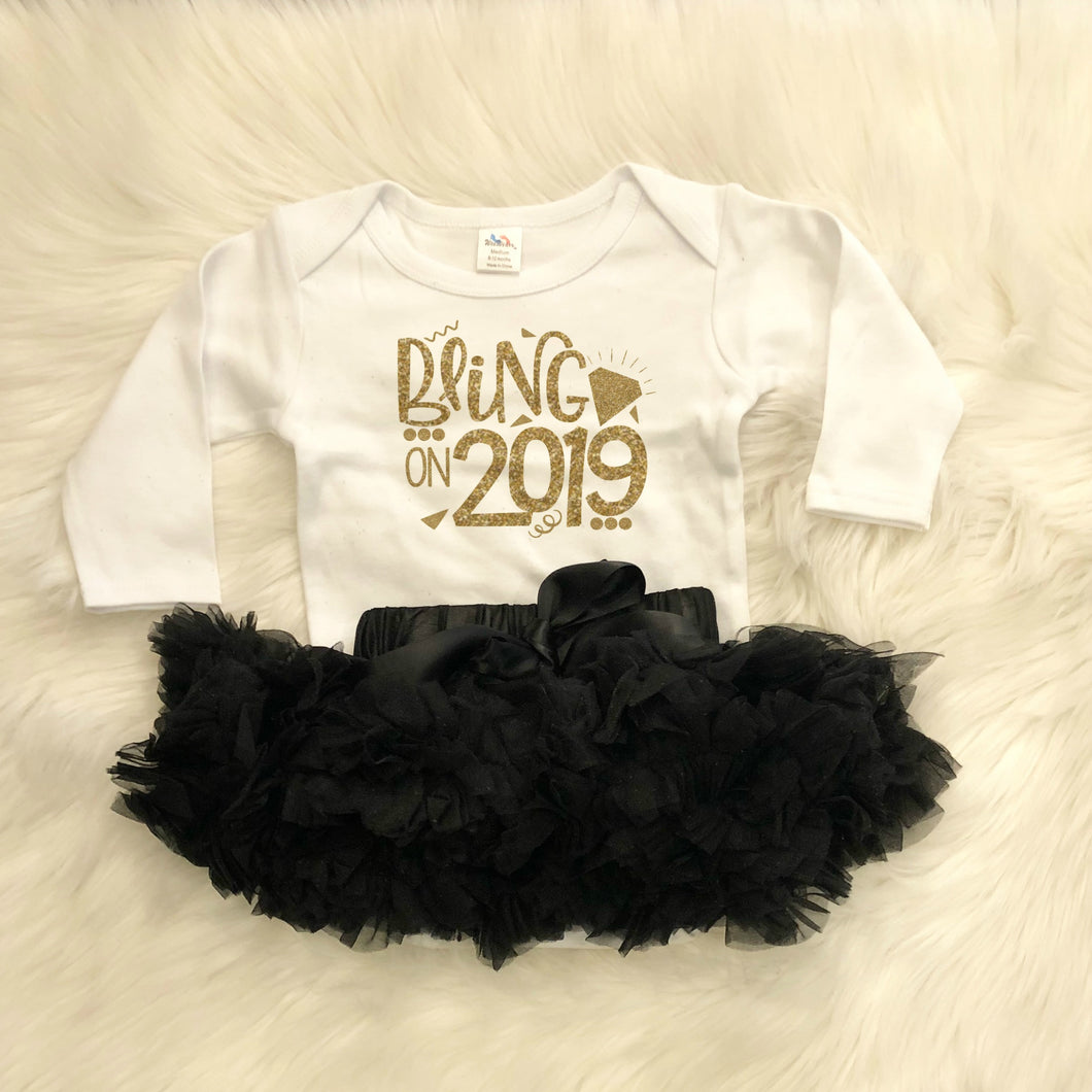 Bling in 2019 New Years Shirt