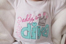 Daddy's Diva Newborn Gown