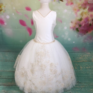 Gwen Christie Helene Couture Communion Dress 2019