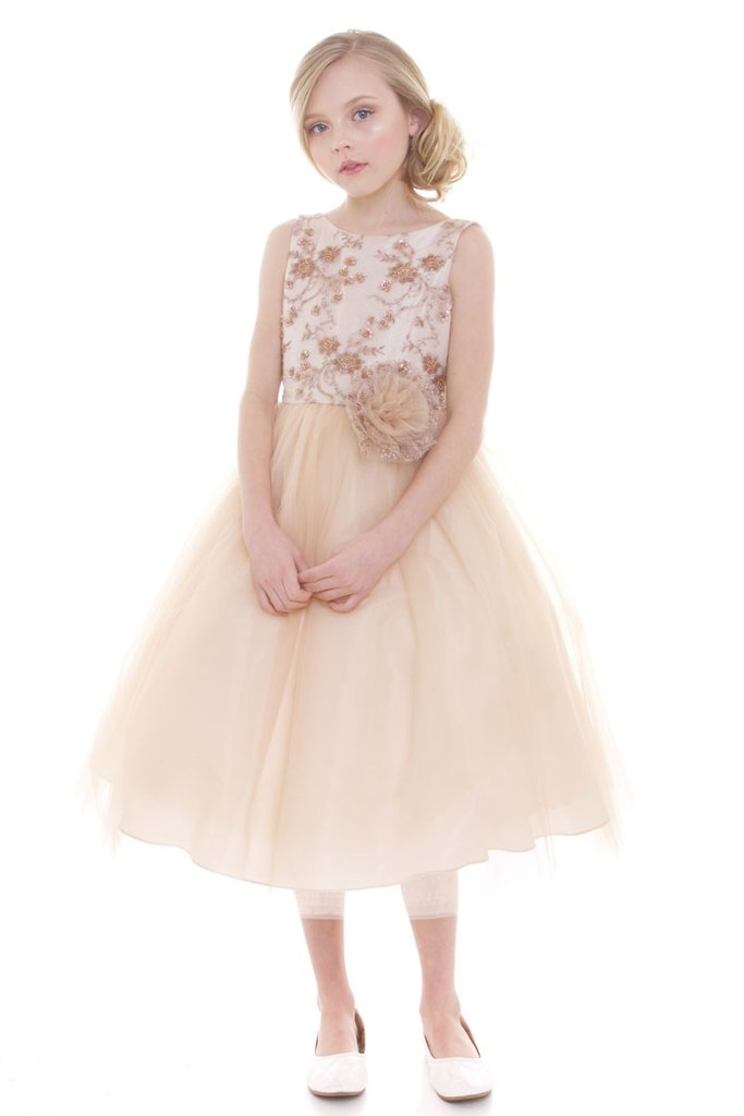 Hannae Flower Girl DressDress