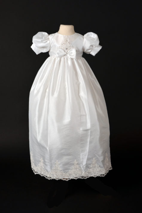 Sweetie Pie Christening Gown i375C 6 mths IN STOCK NOW