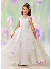 118310 Joan Calabrese Dress  Size 6 and 8 IN STOCK NOW IN BLUSH