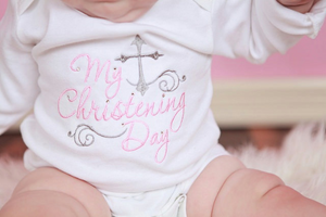My Christening Day Shirt