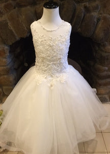 P1489 Christie Helene 2019 Communion Dress
