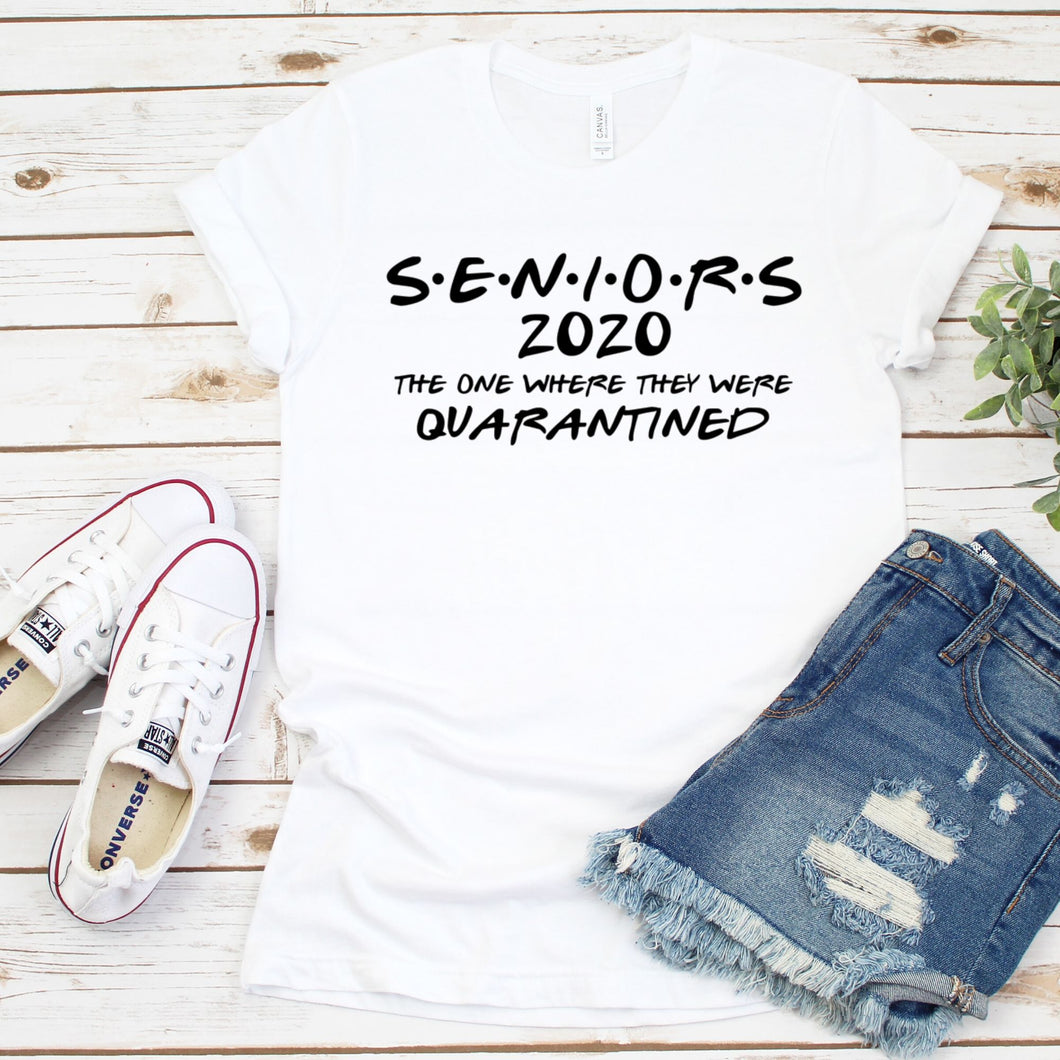 Senior Graduation Shirt 2020
