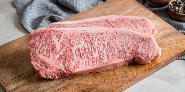 A5 Striploin Steak | A5 Wagyu Beef | A5 Japanese Wagyu