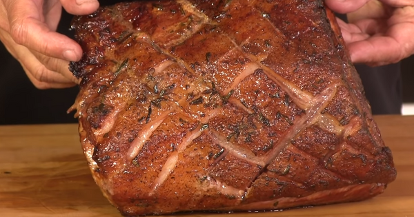 Ballistic BBQ: Natural Berkshire Pork Kurobuta 8-Bone Rack
