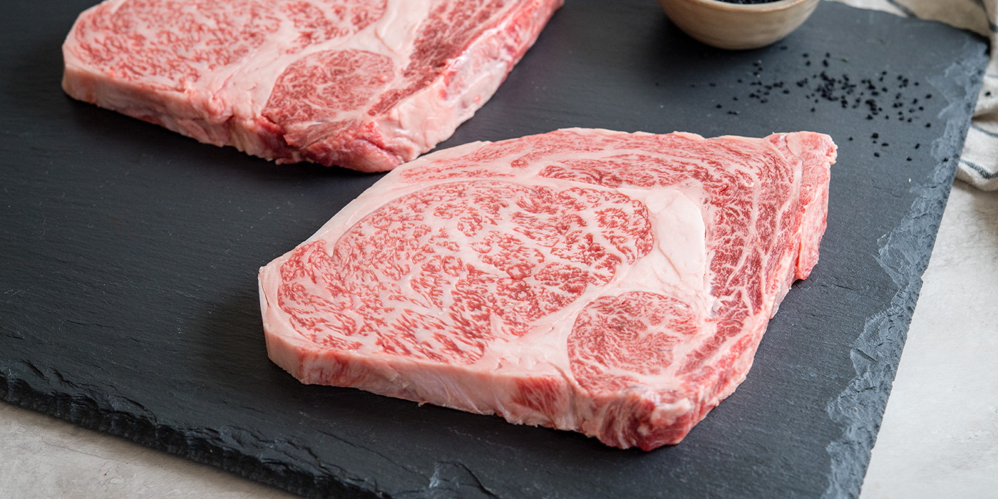 Authentic A5 Japanese Wagyu Beef | A5 Wagyu Beef Ribeye Steaks | The Wagyu Shop