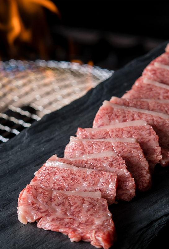 A5 Japanese Wagyu Beef Ribcap. Authentic A5 Japanese Wagyu. Perfect for Yakiniku, Japanese barbecue. The Wagyu Shop