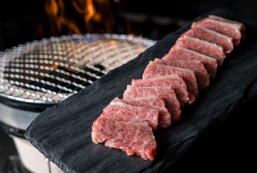 A5 Japanese Wagyu Beef Ribcap. Authentic A5 Wagyu Beef. Perfect for Yakinku, Japanese barbecue. The Wagyu Shop