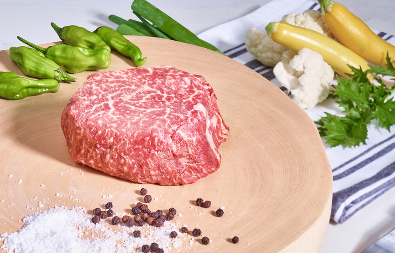 Olive Wagyu | A4 Wagyu Beef Filet Mignon-Complete Trim