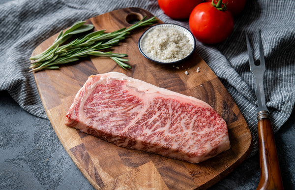 Kobe Beef | A5 Wagyu Beef Striploin Steak