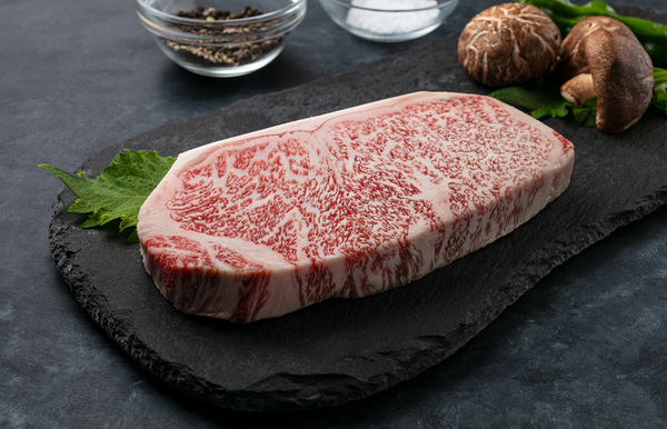 Motobu Gyu | A5 Wagyu Beef Striploin Steak