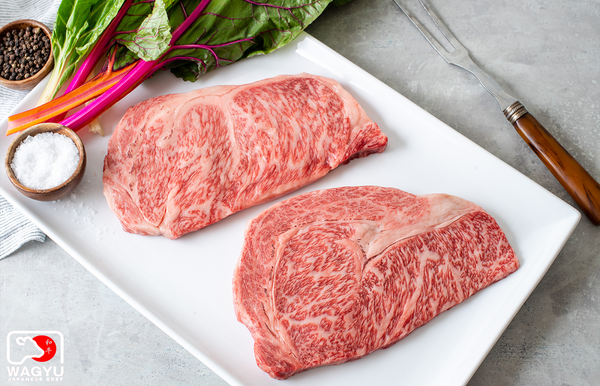 Olive Wagyu | A5 Wagyu Beef Assortment Steaks (2 pcs)