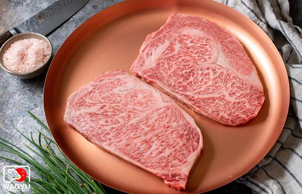 Takamori Drunken Wagyu | A5 WAgyu Beef Assortment Steaks (2pcs)