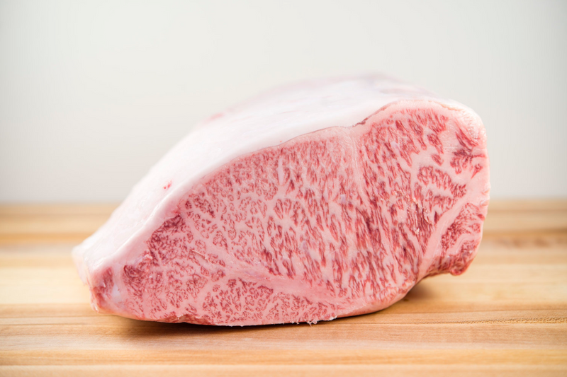 A5 Japanese Wagyu Beef Striploin | The Wagyu Shop