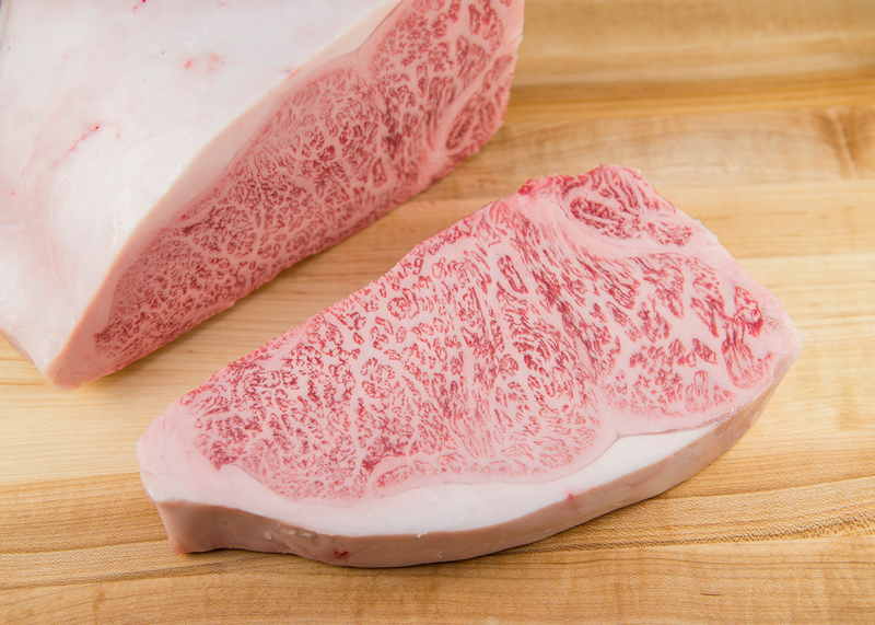 A5 Japanese Wagyu Beef Whole Boneless Striploin