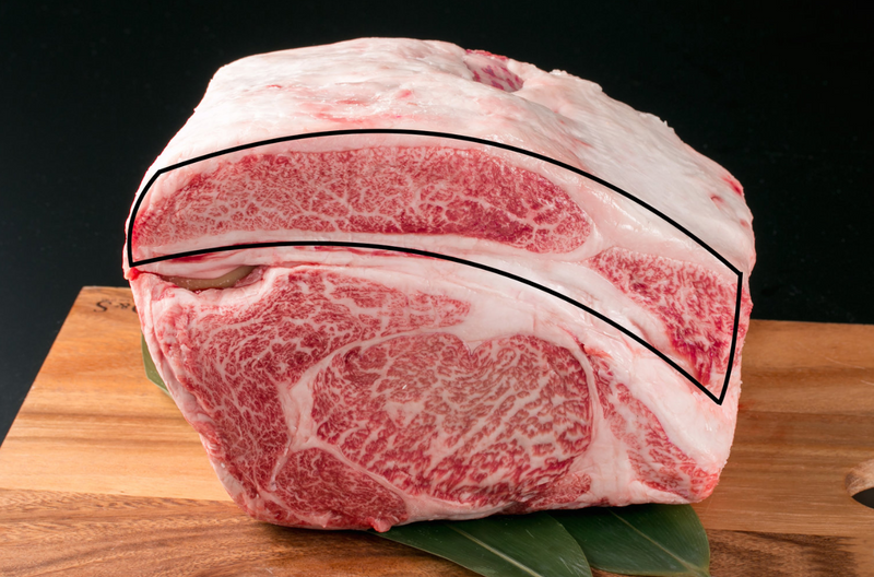 A5 Japanese Wagyu Beef Ribcap Lifter | Authentic Japanese Wagyu Beef | The Wagyu Shop